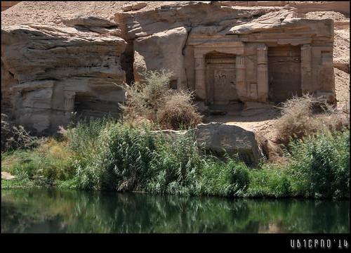 The Ramesside stelae