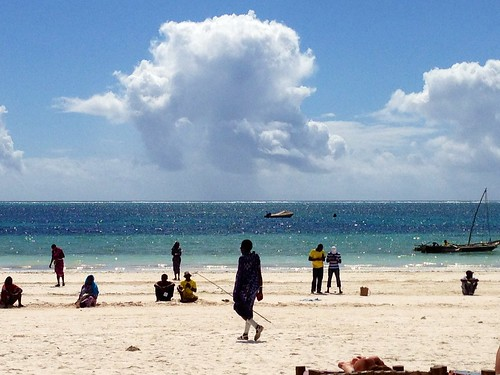 beach boys Zanzibar