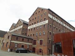 Reynolds and Vinings Warehouses - Gloucester Docks
