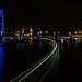 Thames long exposure from Waterloo Bridge.