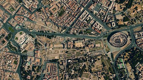 ROMA ARCHEOLOGIA & ARCHITETTURA: Roma, Centro Storico & I Fori Imperiali (2012-13).
