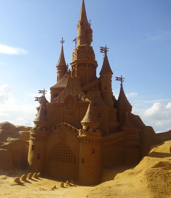 Sculpures sur sable Disney - News Touquet p.1 ! 14933879126_1a95eeb982_z
