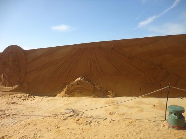 Sculpures sur sable Disney - News Touquet p.1 ! 14933919916_1744bb8ae3_z