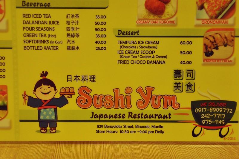 Sushi Yum 5