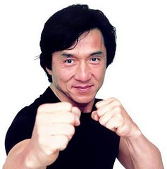 Name: Jackie Chan Age: 60 Nationality: Chinese Job: Actor Movies: The Karate Kid