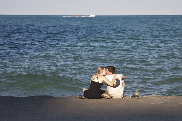 399/365 - Lakeside Kiss