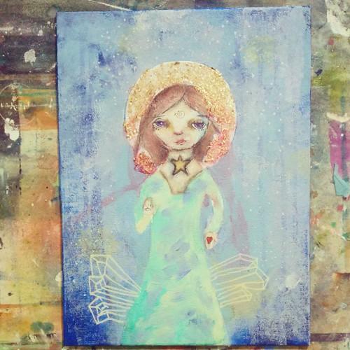 Willow, Nixie by Nolwenn Petitbois