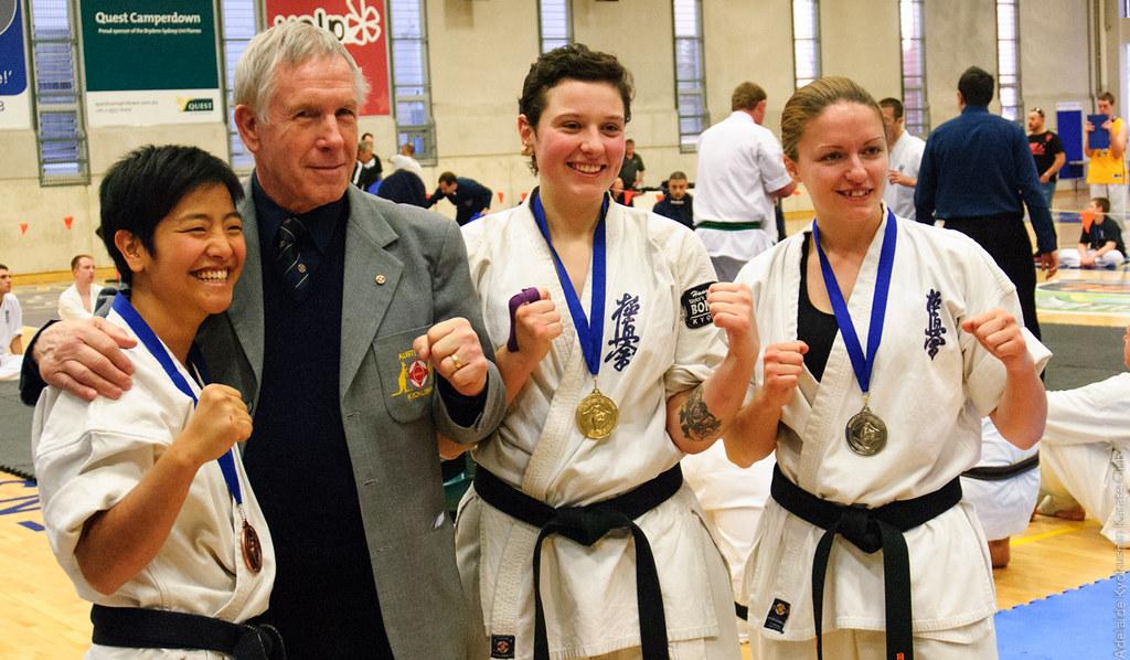 Australian Kyokushin Tournament 2014
