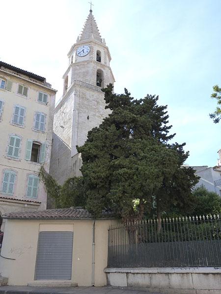église panier