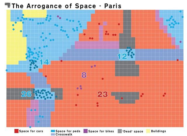 The Arrogance of Space Paris - Eiffel Tower 005