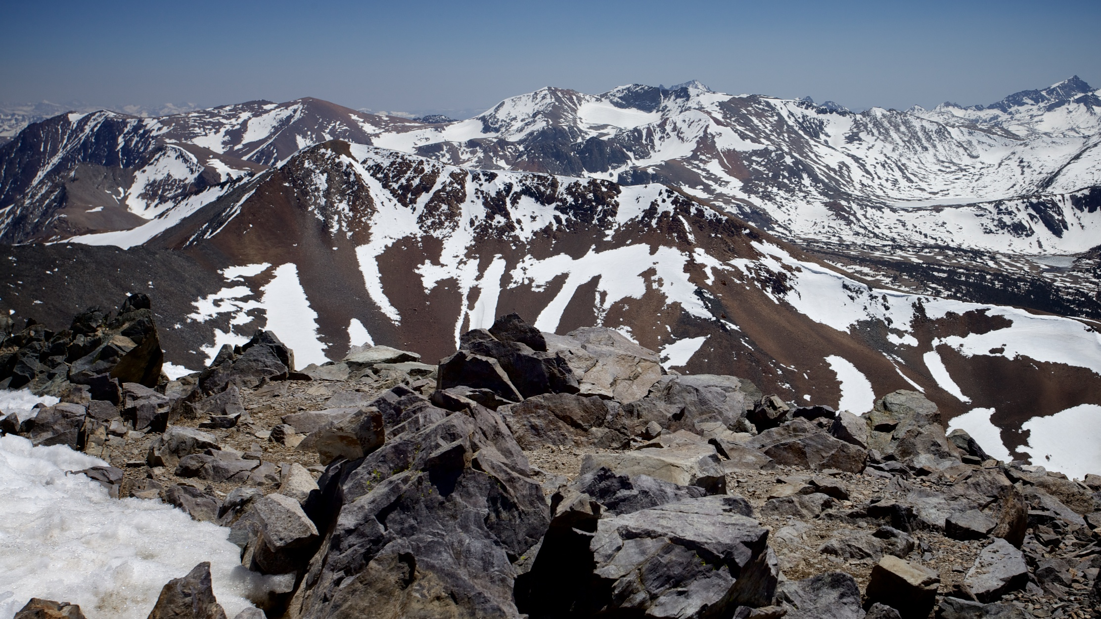 Dana Summit Panorama