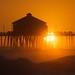 Huntington Beach Trip - Aug 2014 - Sunset! by pmarkham