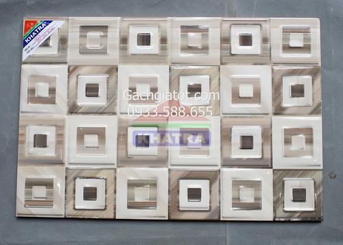 Gạch ốp tường trang trí mẫu 403