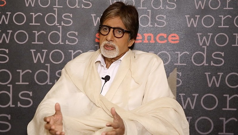 Amitabh Bachchan - TeachAIDS Interview