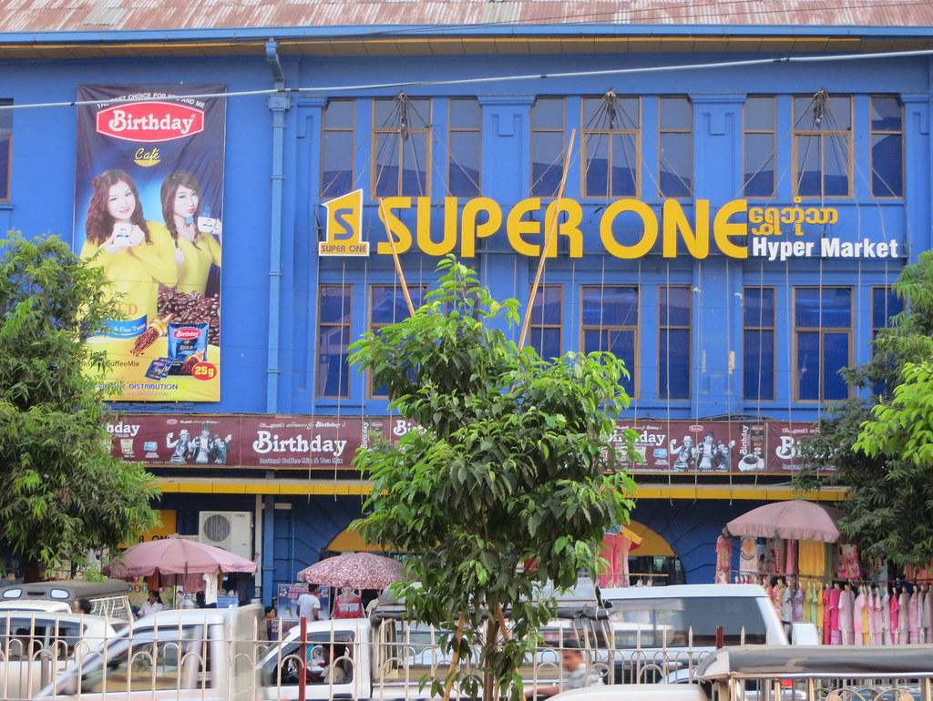 Bangkok ja Yangon 663