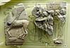 The Rape of Persephone; Locrian pinax Type 2/3 Zancani-Montuoro