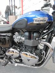 Triumph 800cc