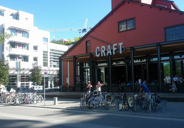 Craft Bike Parking