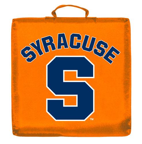 Syracuse Orange Stadium Cushion
