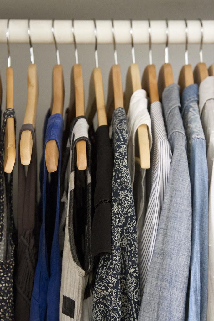 minimalist wardrobe step 3