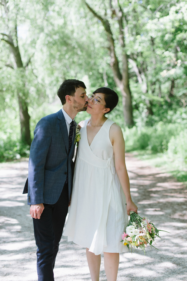 Celine Kim Photography intimate High Park Parkdale restaurant wedding Toronto wedding EM-39