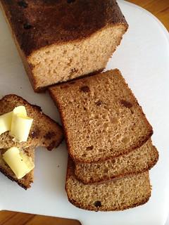 Gluten free Sourdough sweetbread