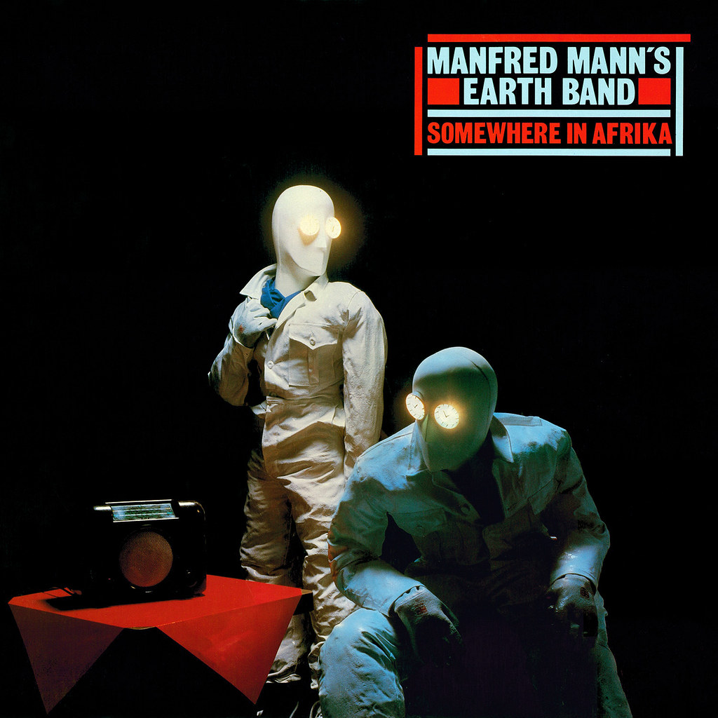 Manfred Mann S Earth Band Lp Cover Art