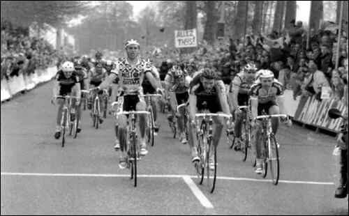 Amstel '90 - Vittoria di Van der Poel