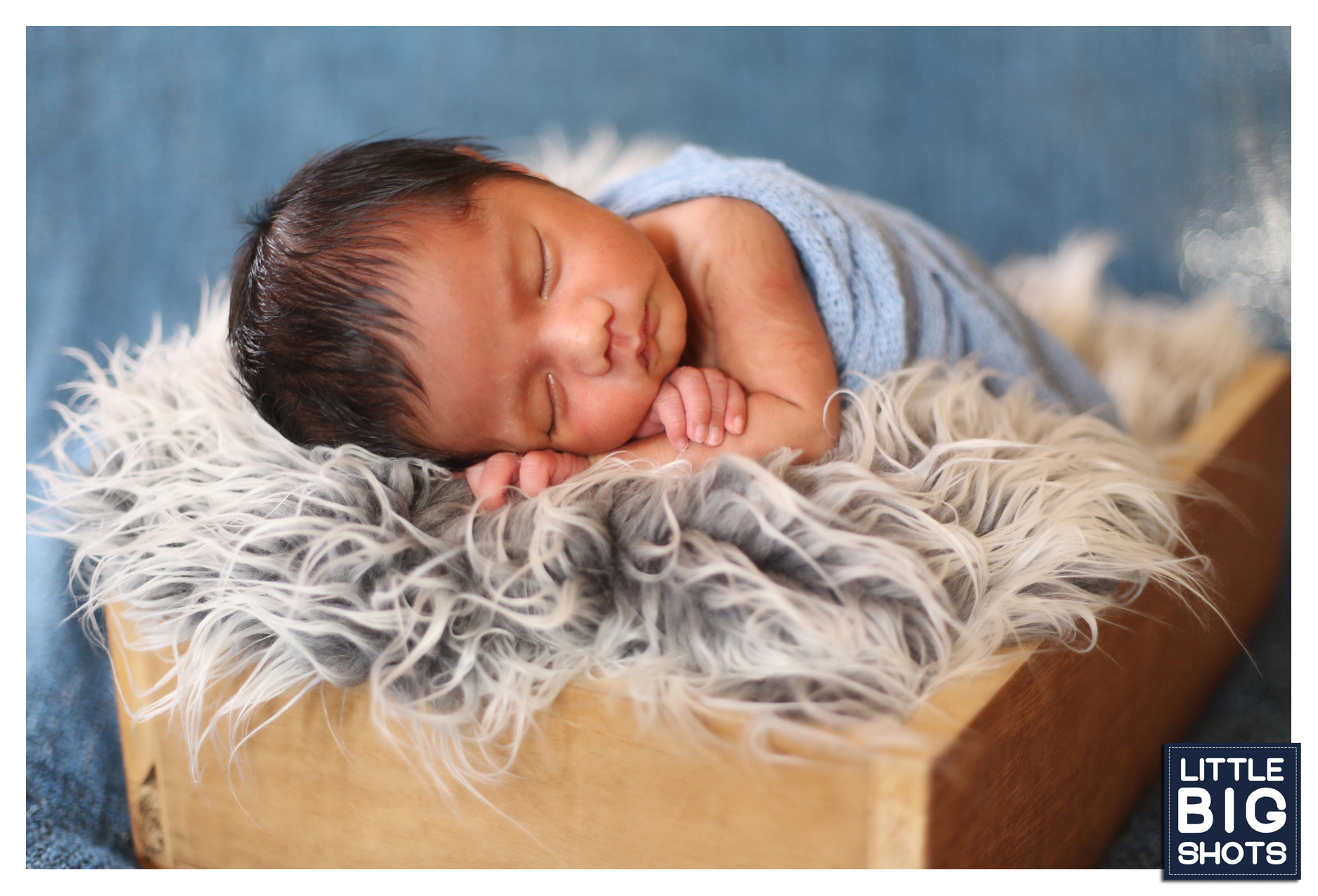 Introducing Ahmad Uzair Ramadhani | Newborn Portraiture