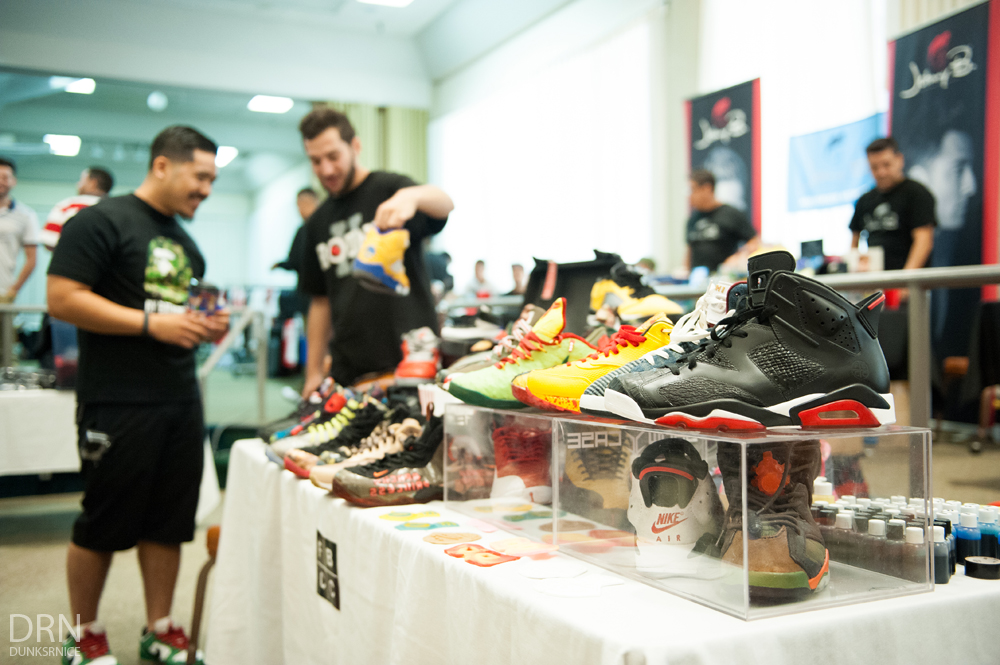 Kicks & Barber Battle - 09.21.14