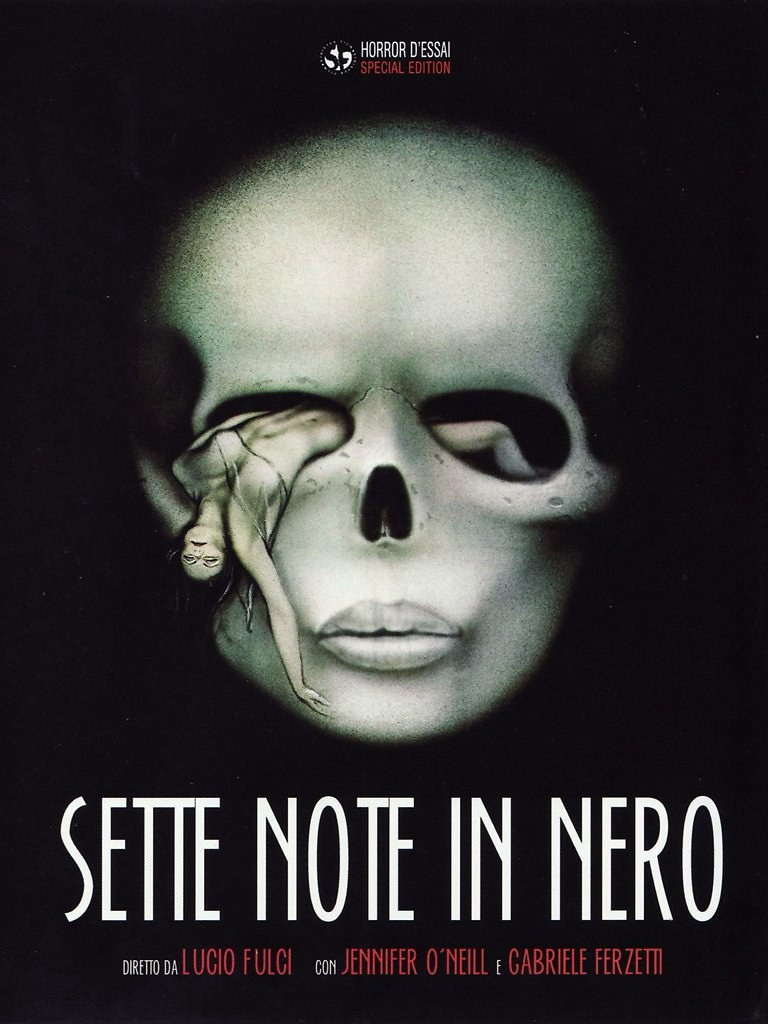 sette note in nero sinister