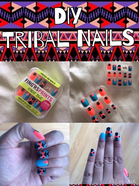 Diy nails in under 5 minutes fingrs press on nails girl diy nails in under 5 minutes fingrs press on nails prinsesfo Gallery