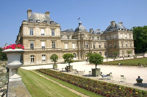 PICT0502/Paris City/Palais du Luxembourg/Jardins/