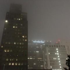 So much fog