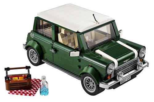 LEGO 10242 MINI Cooper 01
