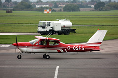 G-OSFS Reims Cessna F177RG Cardinal, Gloucestershire Airport, Staverton