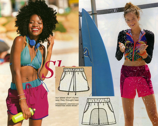 Burda-June-2014_Athletic Shorts