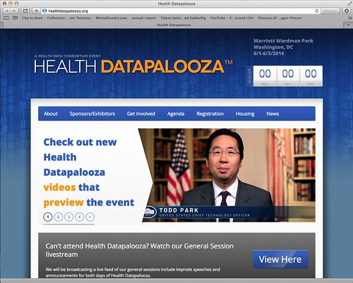 Health Data Palooza