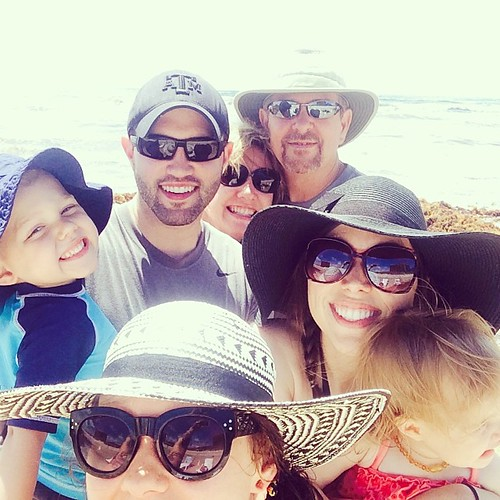 Groves family selfie  #grovesvacay2014