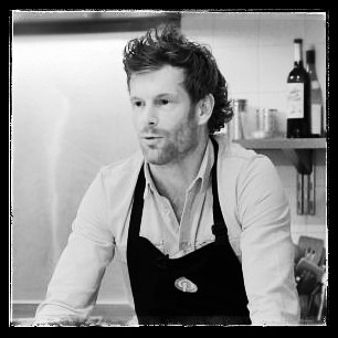 Tom Aikens, Pinterest event 2