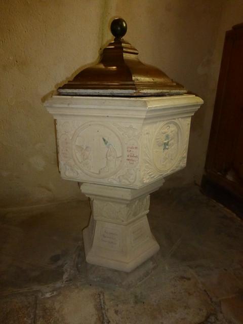 010 Église Saint-Martin, Lestre