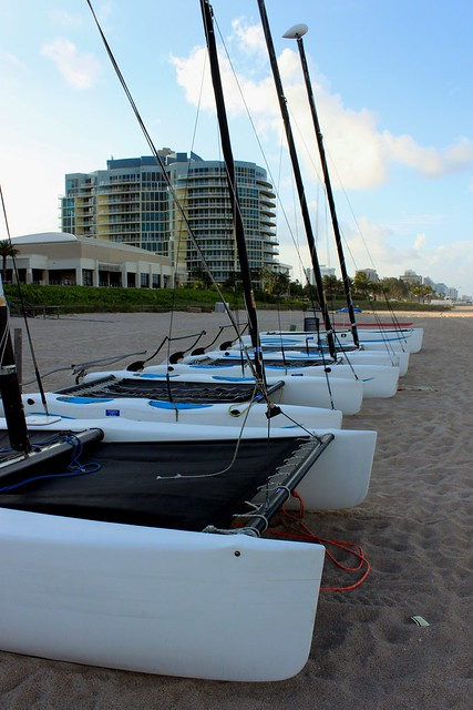 Catamaran Miami Beach