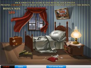 Sherlock Mystery Bonus Game