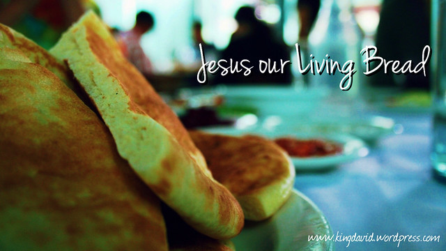How To Feed On Jesus - Shadowing The Manna In The Desert