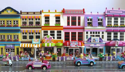 Friends Modular Street