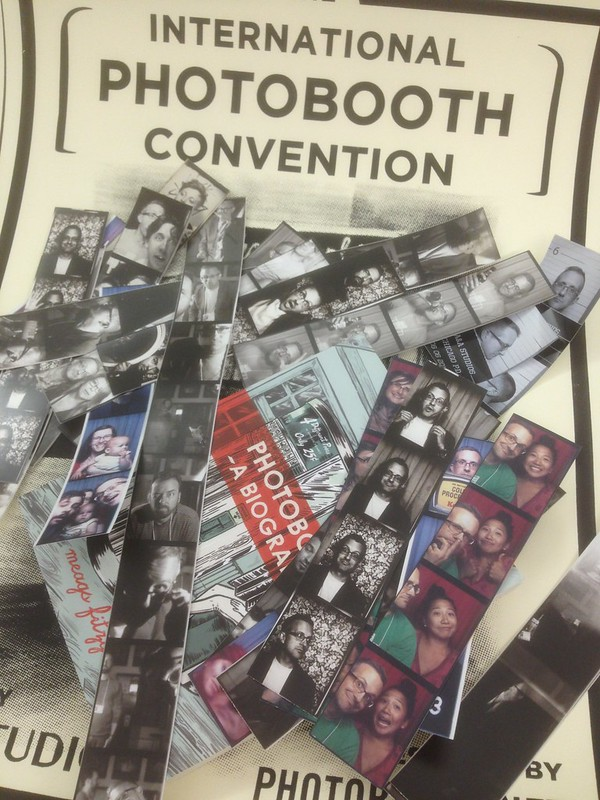 Photobooth Convention souvenirs