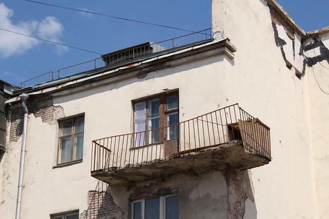 Жилой комплекс «Русаковский»