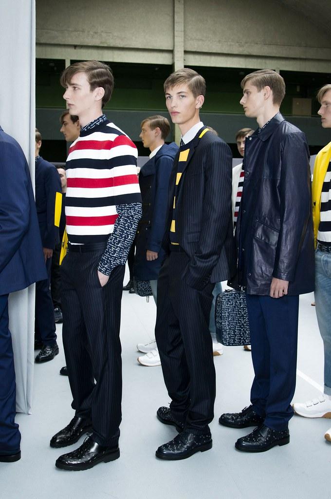 SS15 Paris Dior Homme261_Dominik Hahn, Kevin Carlbom, Sam Rosewell, Carl Axelsson(fashionising.com)