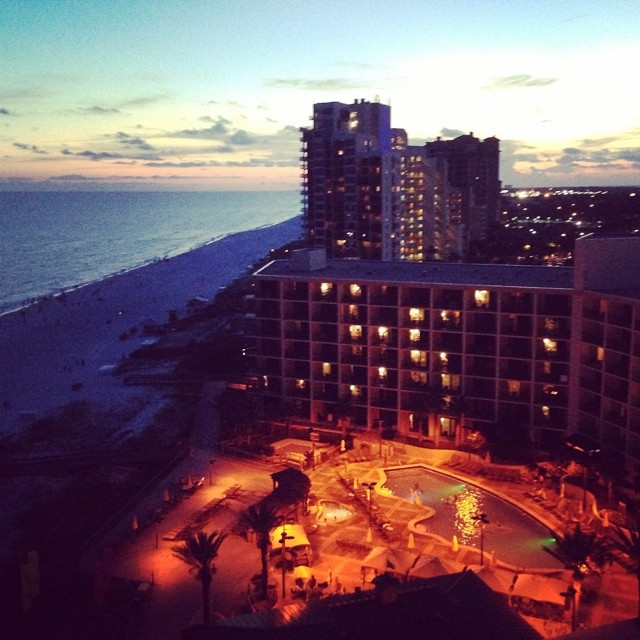 Goodnight Destin! You're so beautiful!
