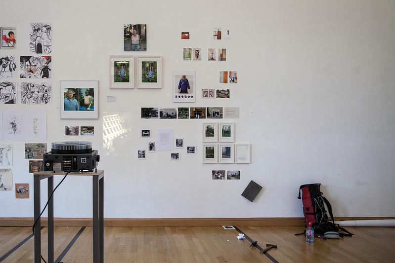 Jahresausstellung Abendakademie HGB Leipzig